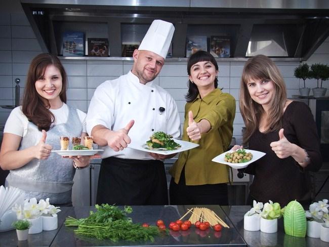 Курсы для поваров в Омске